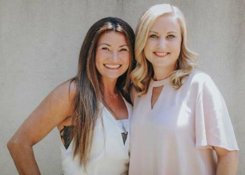 Ann & Melissa